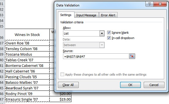 Excel Formula Help Creating An Invoice With Dropdowns Part - How to create an invoice in excel 2013